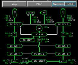 diagnostyka instalacji na monitorze
